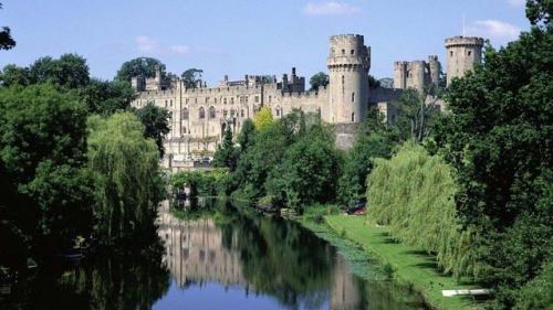 Warwick+Castle